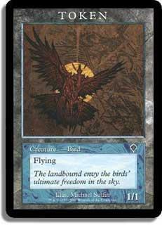 Bird Token - Invasion