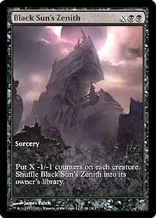 Black Sun's Zenith - Extended Art (FOIL)