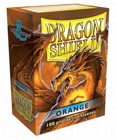 Dragon Shield - Orange