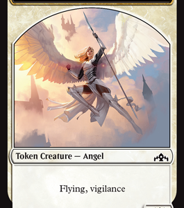 Angel Token - Guilds of Ravnica