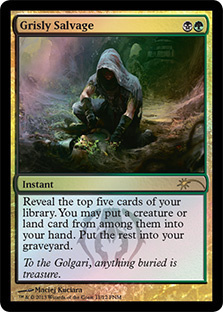 Grisly Salvage - FNM