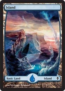 Island - Zendikar (236)
