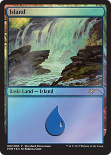 Island (Standard Showdown 2017)