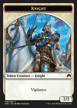 Knight Token - Magic Origins