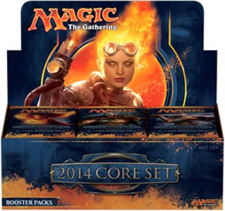 2014 Core Set Booster Box
