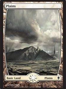 Plains - Zendikar (231)
