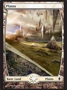 Plains - Zendikar (233)
