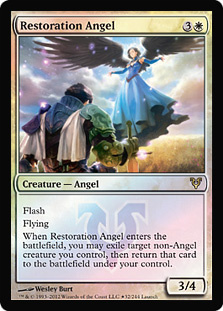 Restoration Angel (Release FOIL)