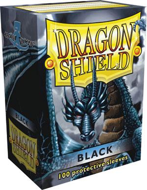 Dragon Shield - Black