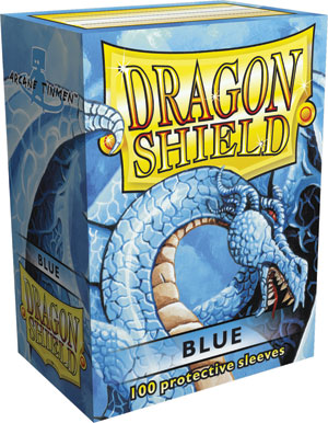 Dragon Shield - Blue