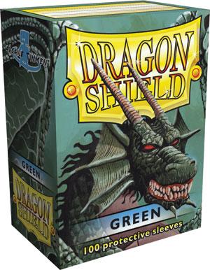 Dragon Shield - Green