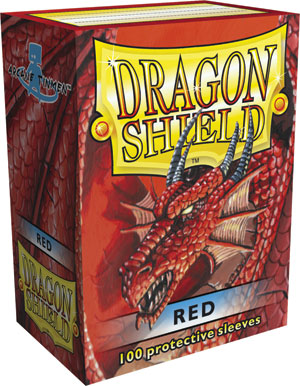 Dragon Shield - Red