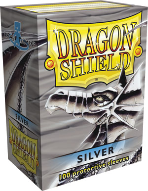 Dragon Shield - Silver