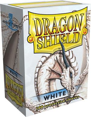 Dragon Shield - White