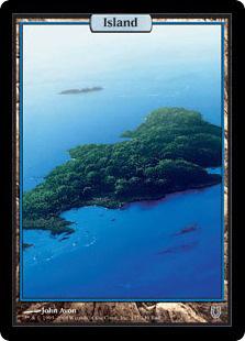 Island (Unhinged)
