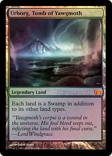 Urborg, Tomb of Yawgmoth (FTV: Realms)