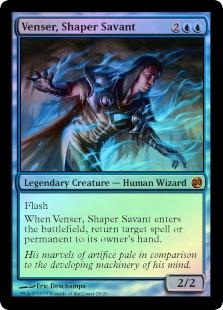 Venser, Shaper Savant (FTV: Twenty)