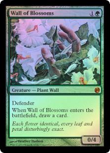 Wall of Blossoms (FTV: Twenty)