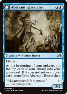 Aberrant Researcher - Perfected Form