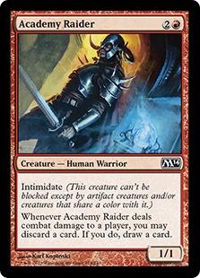 Academy Raider (FOIL)