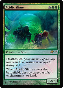Acidic Slime (FNM Promo)