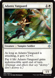 Adanto Vanguard (FOIL)