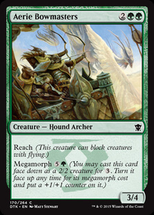 Aerie Bowmasters (FOIL)