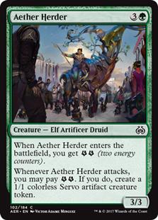 Aether Herder (FOIL)