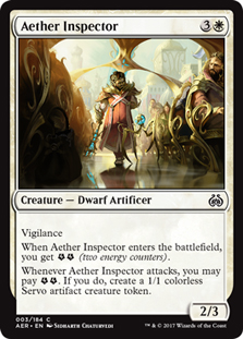 Aether Inspector (FOIL)
