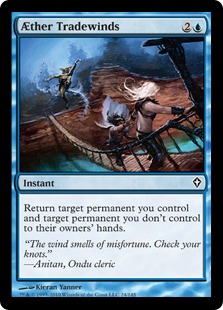 AEther Tradewinds (FOIL)