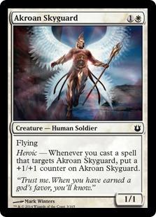 Akroan Skyguard (FOIL)