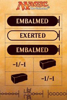 Amonkhet punch card