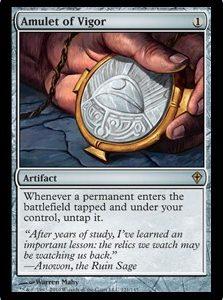 Amulet of Vigor