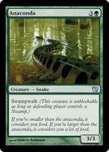 Anaconda (FOIL)