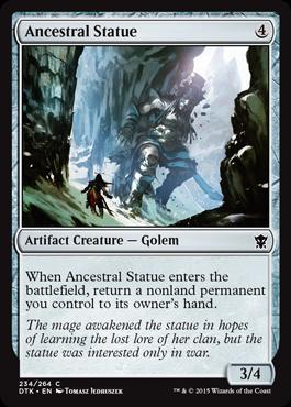Ancestral Statue (FOIL)