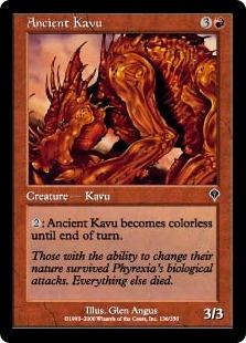 Ancient Kavu (FOIL)