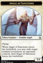 Angel of Sanctions - Token