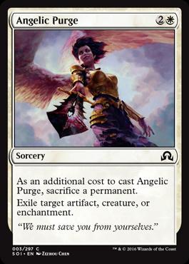 Angelic Purge (FOIL)