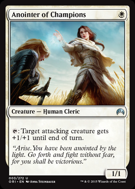 Anointer of Champions (FOIL)