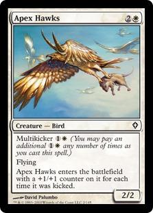 Apex Hawks (FOIL)