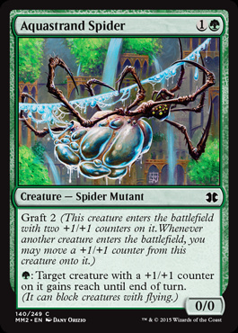 Aquastrand Spider (FOIL)