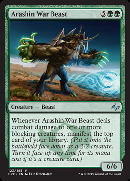 Arashin War Beast (FOIL)