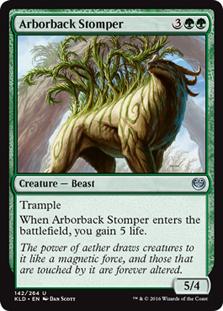 Arborback Stomper (FOIL)