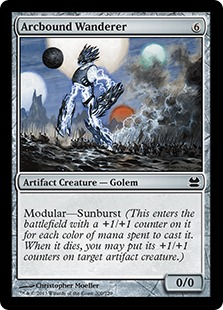 Arcbound Wanderer (FOIL)