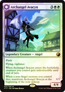 Archangel Avacyn (FTV: Transform)