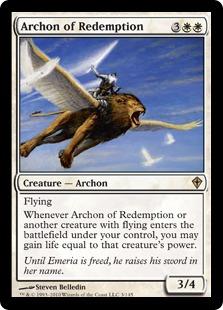 Archon of Redemption (FOIL)