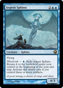 Argent Sphinx (FOIL)