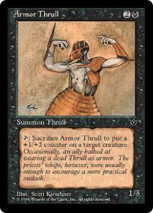 Armor Thrull (Scott Kirschner)