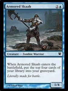 Armored Skaab (FOIL)