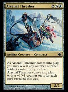 Arsenal Thresher